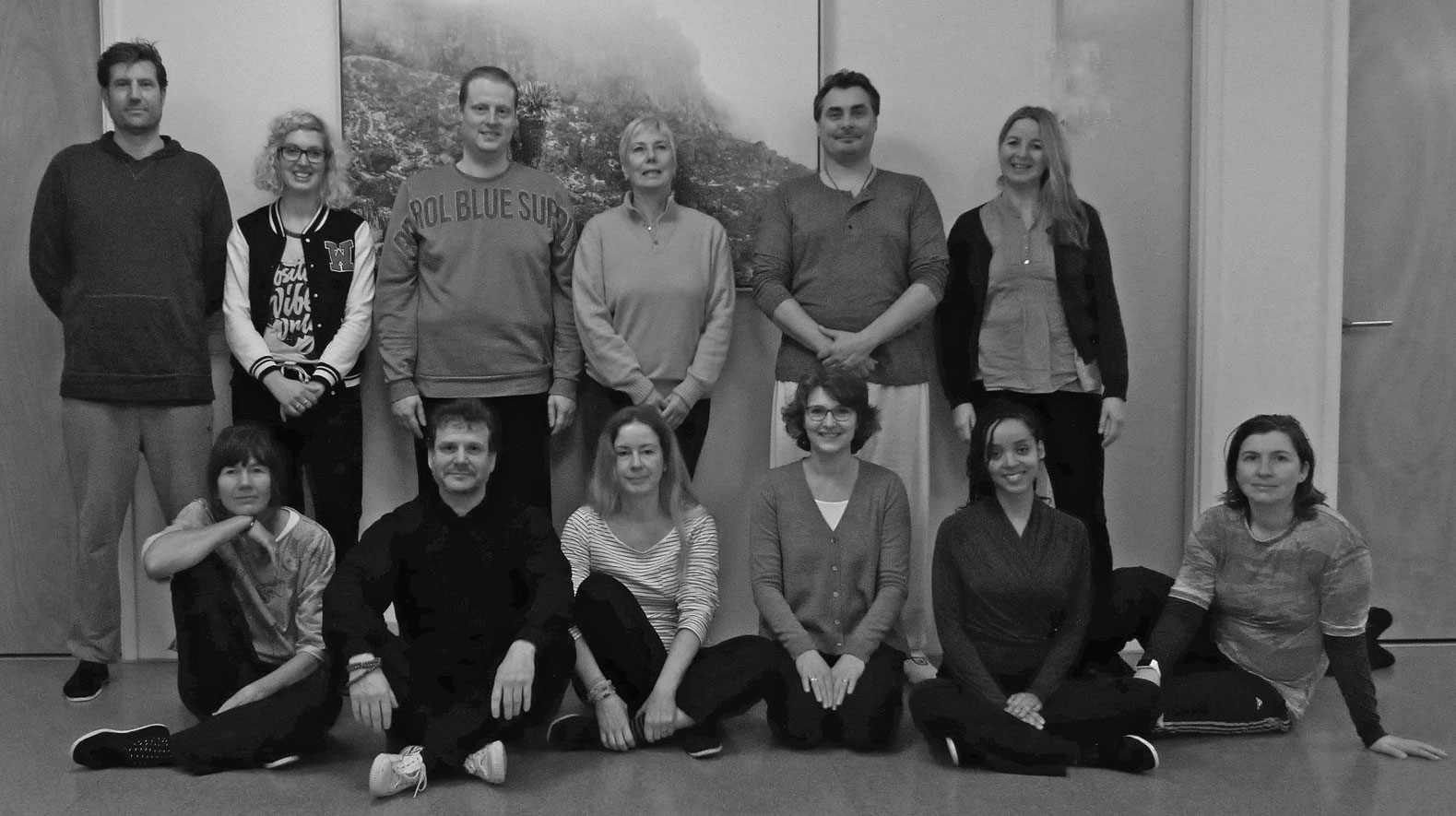Ron Wiggers qigong workshop