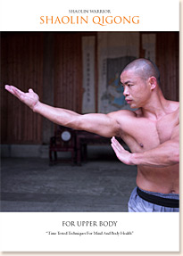 shaolin qigong for upper body