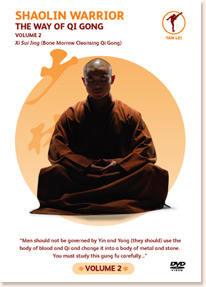 shaolin warrior vol 2 the way of qigong